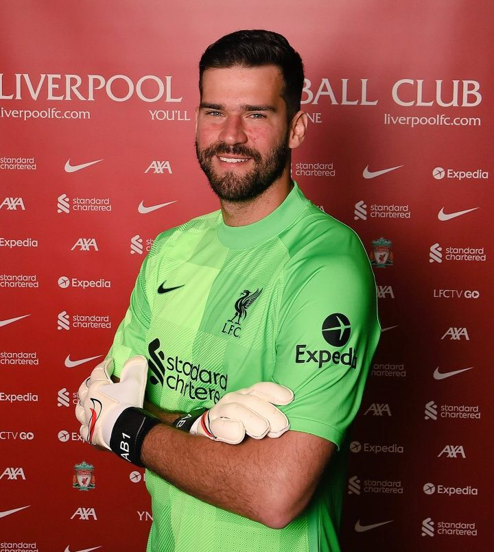 Alisson the latest to sign ✍️ a contract extension at Liverpool🔴