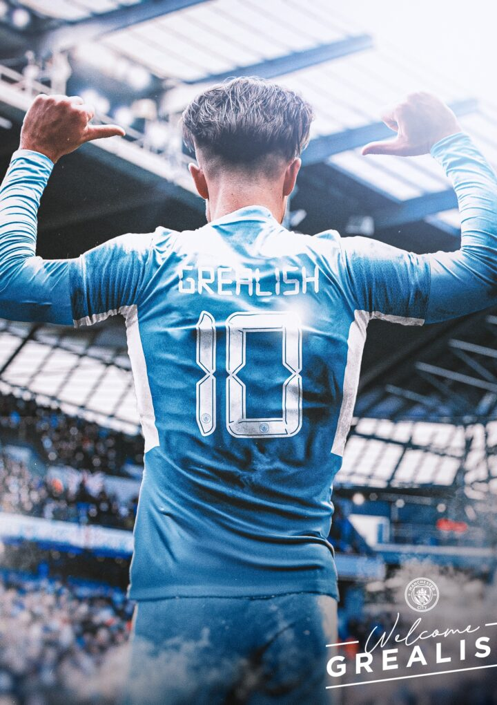 OFFICIAL: Jack joins City🔵 for a British  RECORD transfer fee