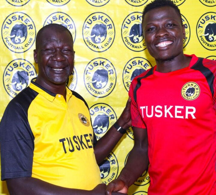 Official: Matasi Signs for FKFPL Champions Tusker FC