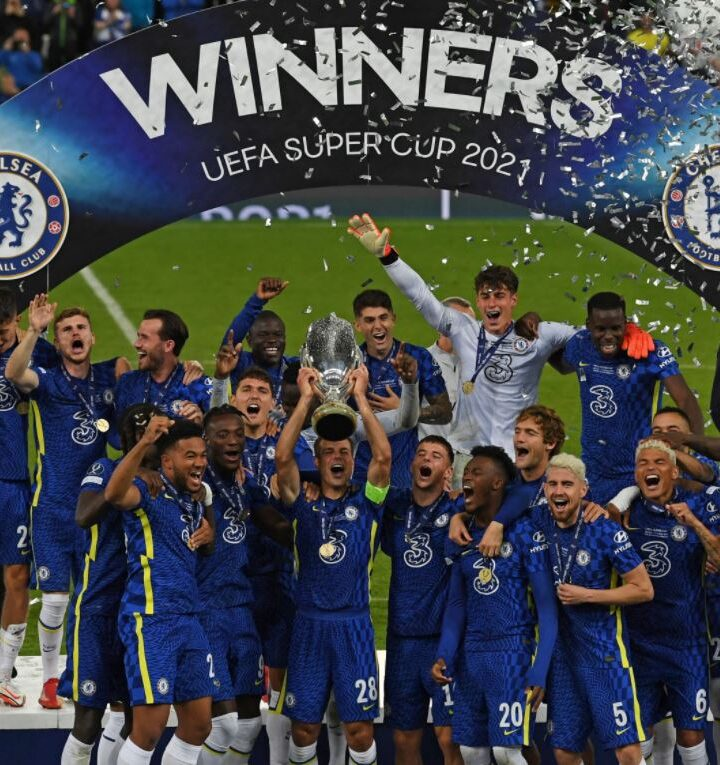 Another European Trophy for Chelsea as Kepa's Heroics Help Them Bag the Uefa Super Cup