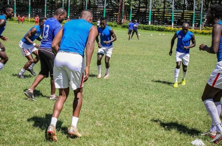 Okare & Five Others Released by Posta Rangers