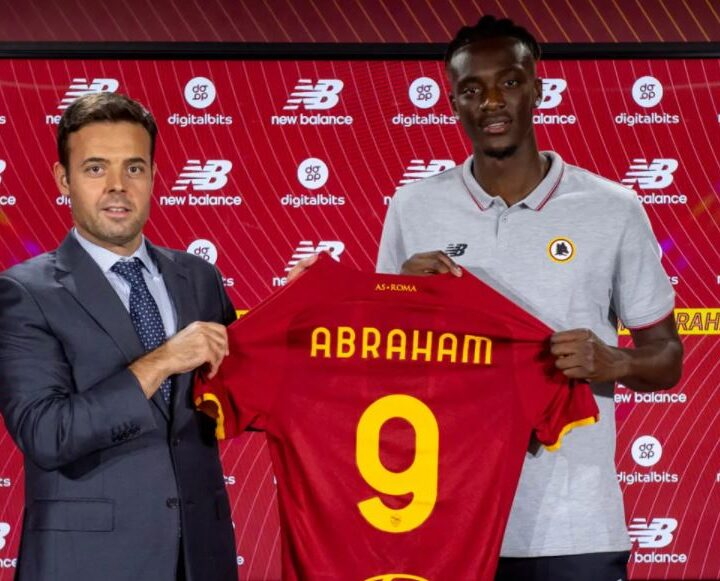 Tammy Abraham Completes Move to AS Roma