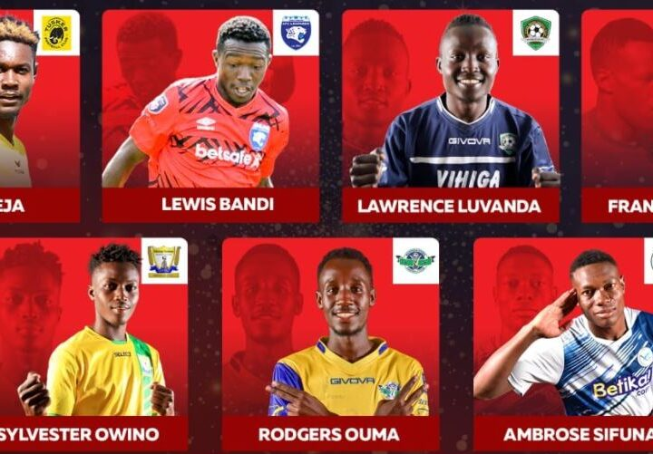 Nominees for the FKFPL Young Player of the Year Revealed