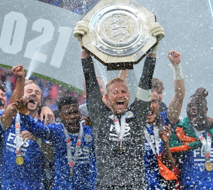 Leicester Stun Pep's City to Win the Community Shield