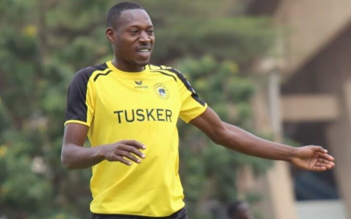 Momanyi Reveals Title Ambitions With Tusker as he Thanks Gor Mahia