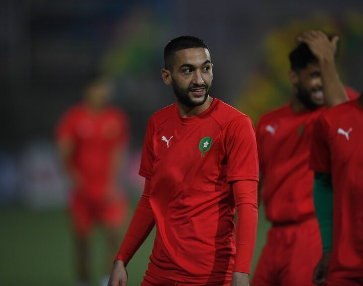 """Ziyech Dropped From National Team Over """"Unacceptable Behaviour"""""""