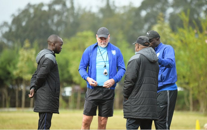 Latest on AFC Leopards' Head Coach as Club Prepares to Challenge for the Title Next Season