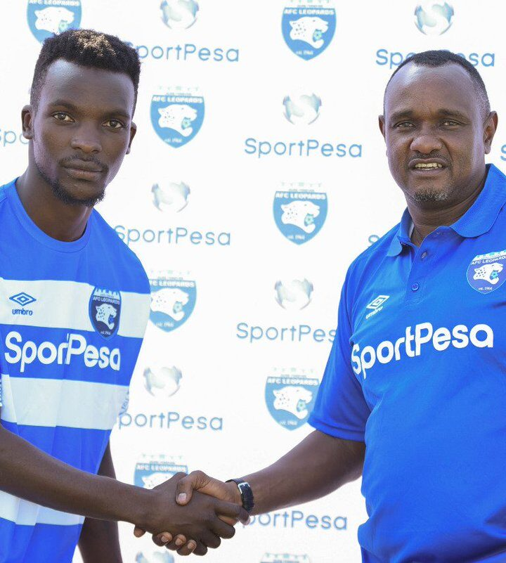 Hansel Ochieng Gives Reasons for Leaving AFC Leopards