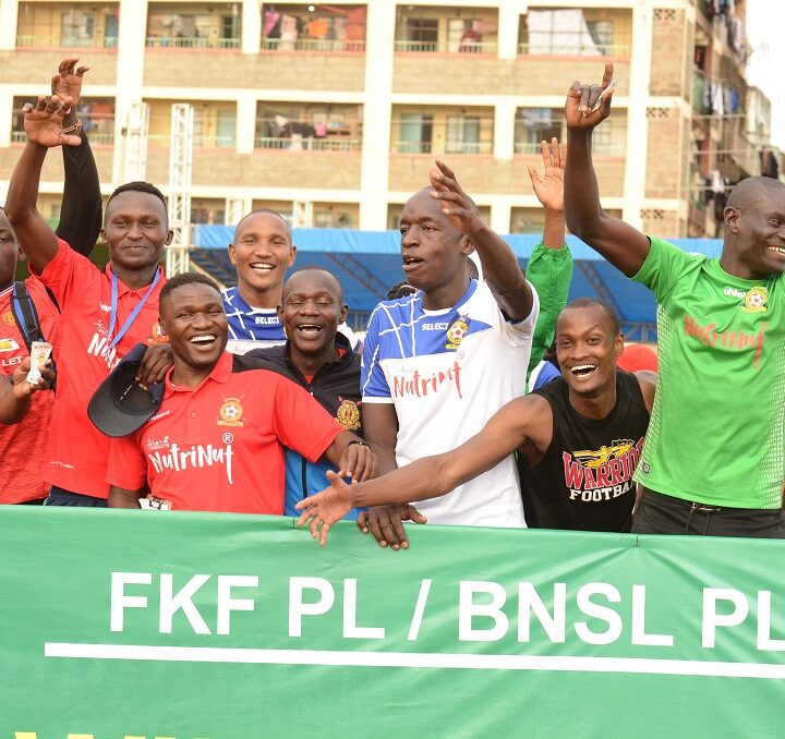 Police Seal Promotion to the FKF Premier League