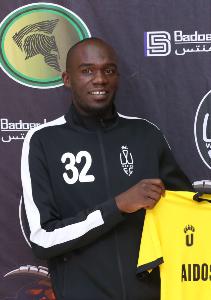 Wazito Confirm 10th Signing With Oduor's Arrival