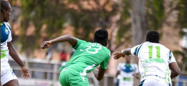 Omalla Double Inspire Gor to Win Over Bankers KCB