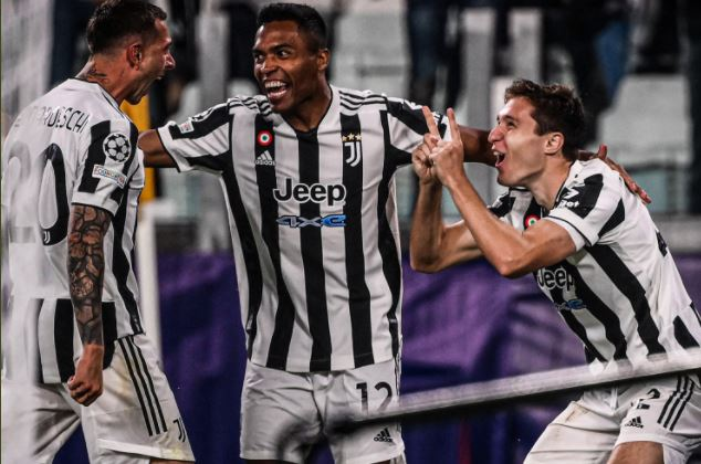 Chelsea Fall to Juventus in Turin