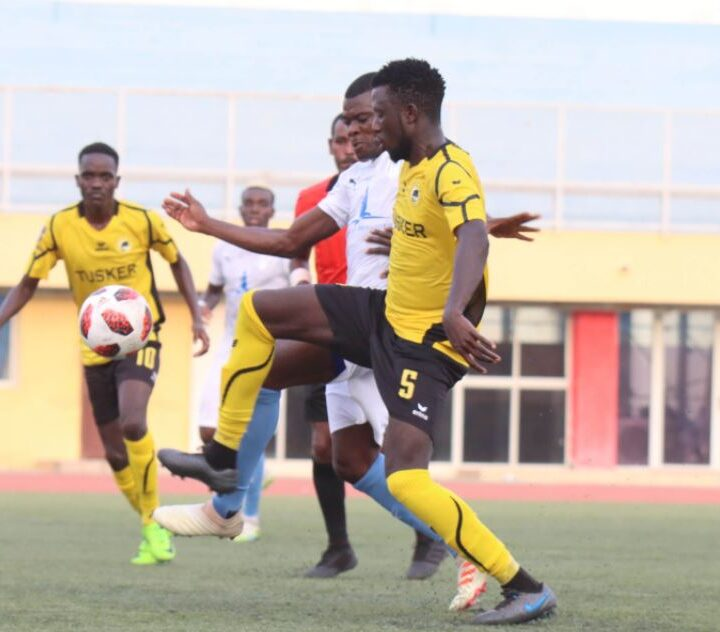 CAFCL: Tusker Get a Share of the Spoils in Djibouti