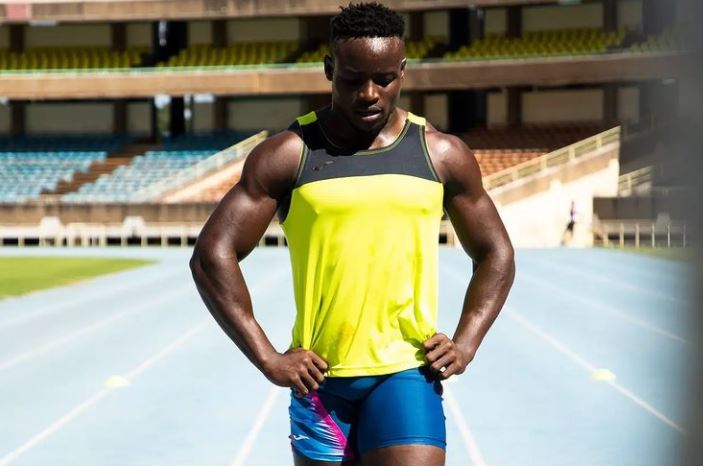 Legal Firm Parts Ways With African 100m Record Holder Omanyala