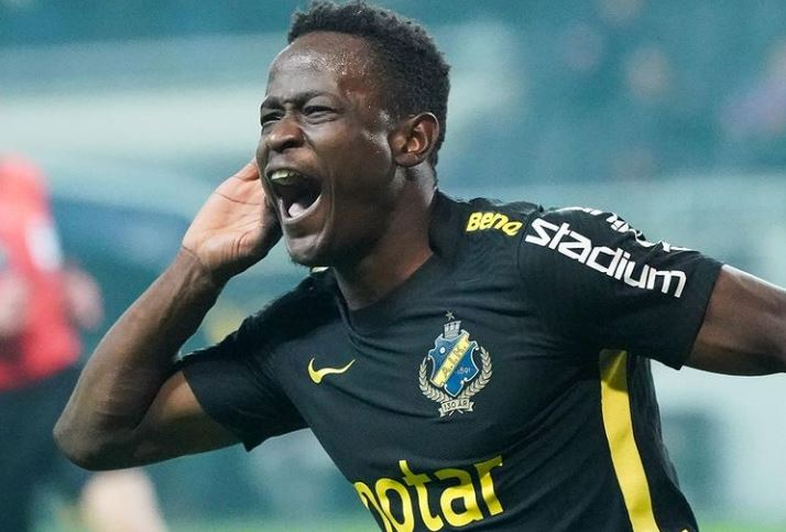Eric 'Marcelo' Scores for League Leaders AIK in Win Over IFK Gothenburg