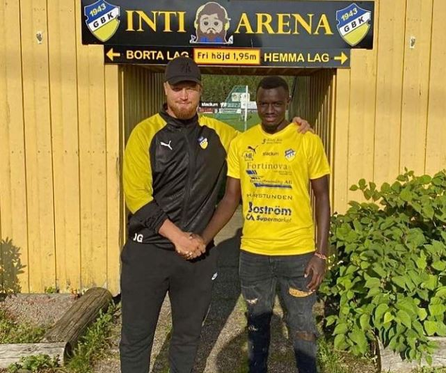 Promising Young Kenyan Midfielder Signs for Swedish Side