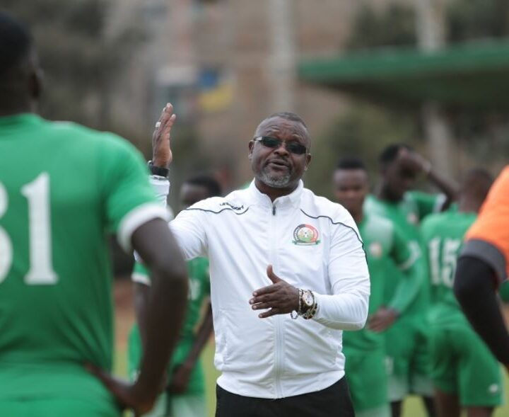 Coach Mulee Still Optimistic of Kenya's World Cup Chances as he Shifts Attention to Mali