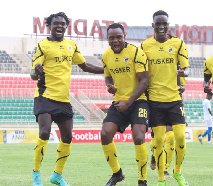 CAFCL: Tusker Progress to the Next Round After Perfect Show Against Hapless Arta Solar