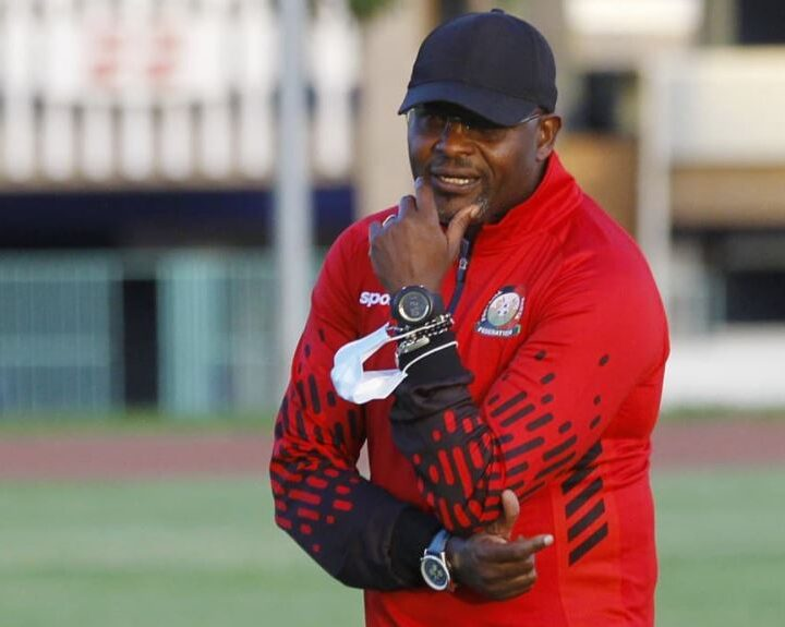 Coach 'Ghost' Mulee Full of Confidence in His Boys Ahead of 'Migingo' Derby