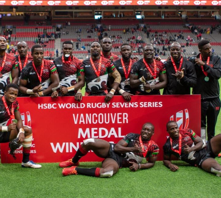Shujaa Fall to South Africa in the Vancouver 7s Finals