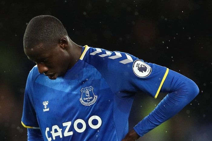 Everton's Abdoulaye Doucoure Sidelined With Foot Injury