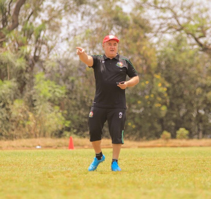 Harambee Stars Traveling Squad for Mali Match Named