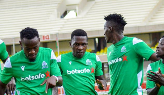 Gor Mahia Continue Dominance Over AFC Leopards With Hard-Fought Win in the Mashemeji Derby