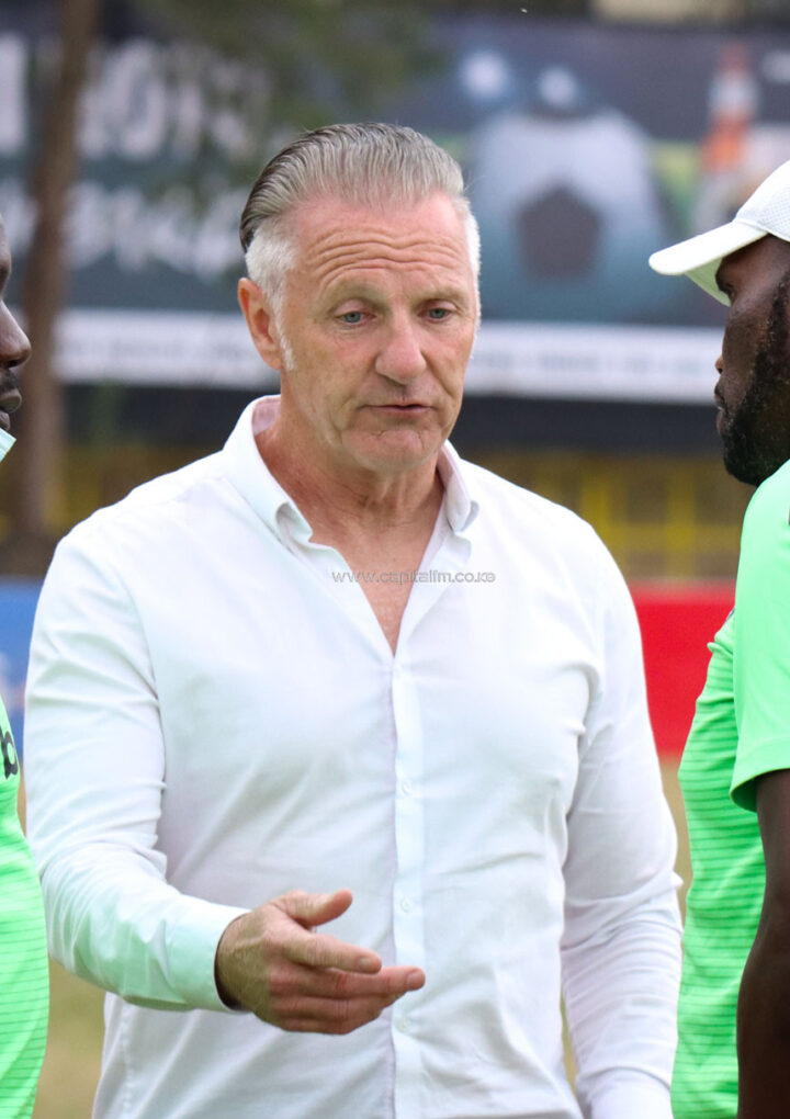 Coach Mark Harrison Over the Moon After Morale Boosting Derby Win for Gor Mahia