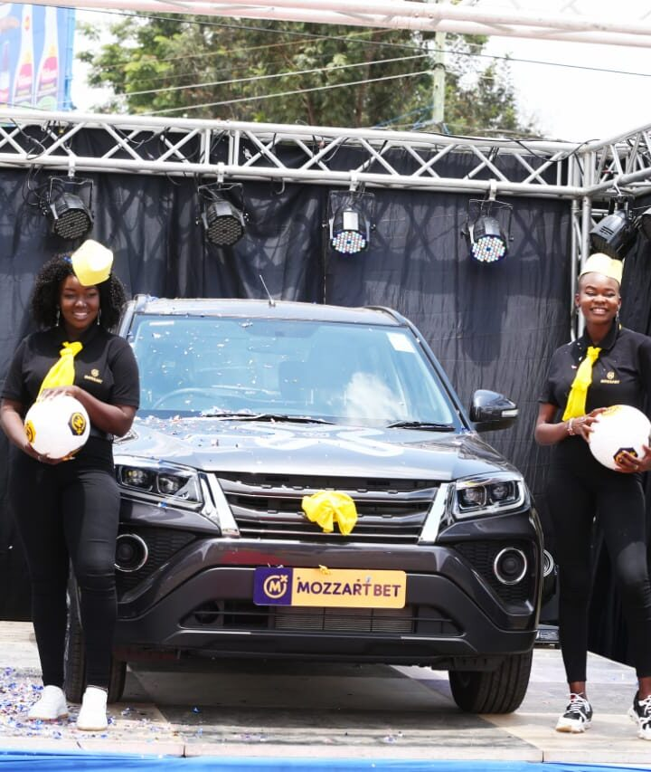 Lucky Gamer to Walk Away with a Brand New SUV Courtesy of Mozzart