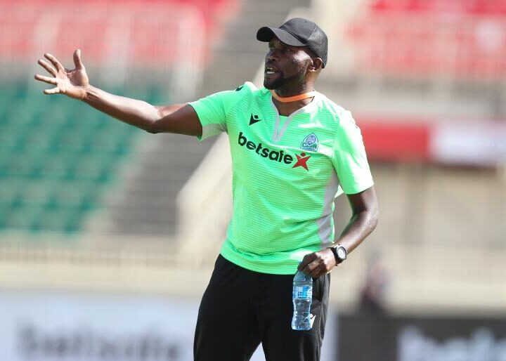 'Pamzo' Calls for 'Ruthless Focus' at Gor Mahia Ahead of Second Merowe Test