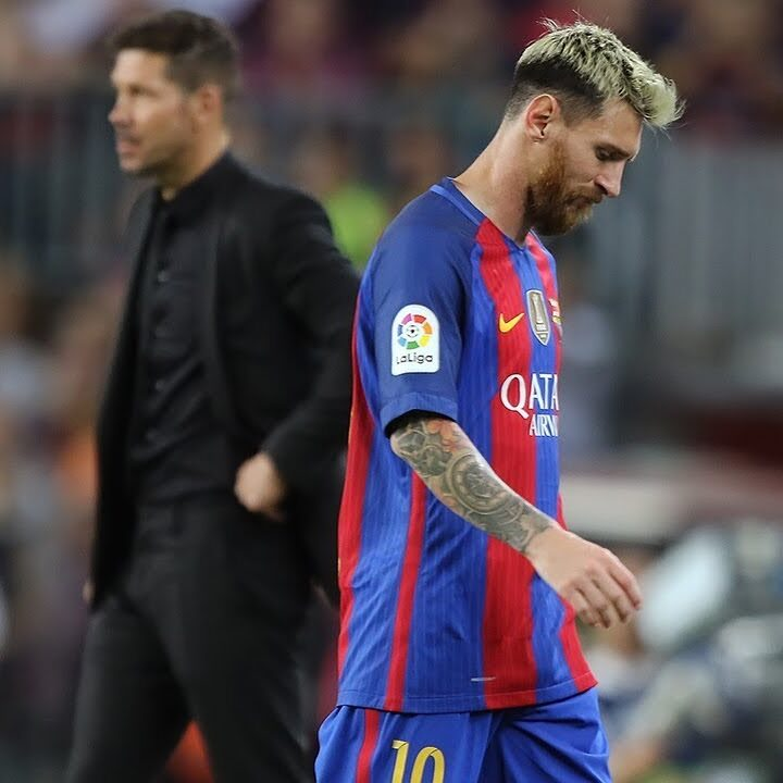 Diego Simeone Reveals He Tried to Sign Lionel Messi