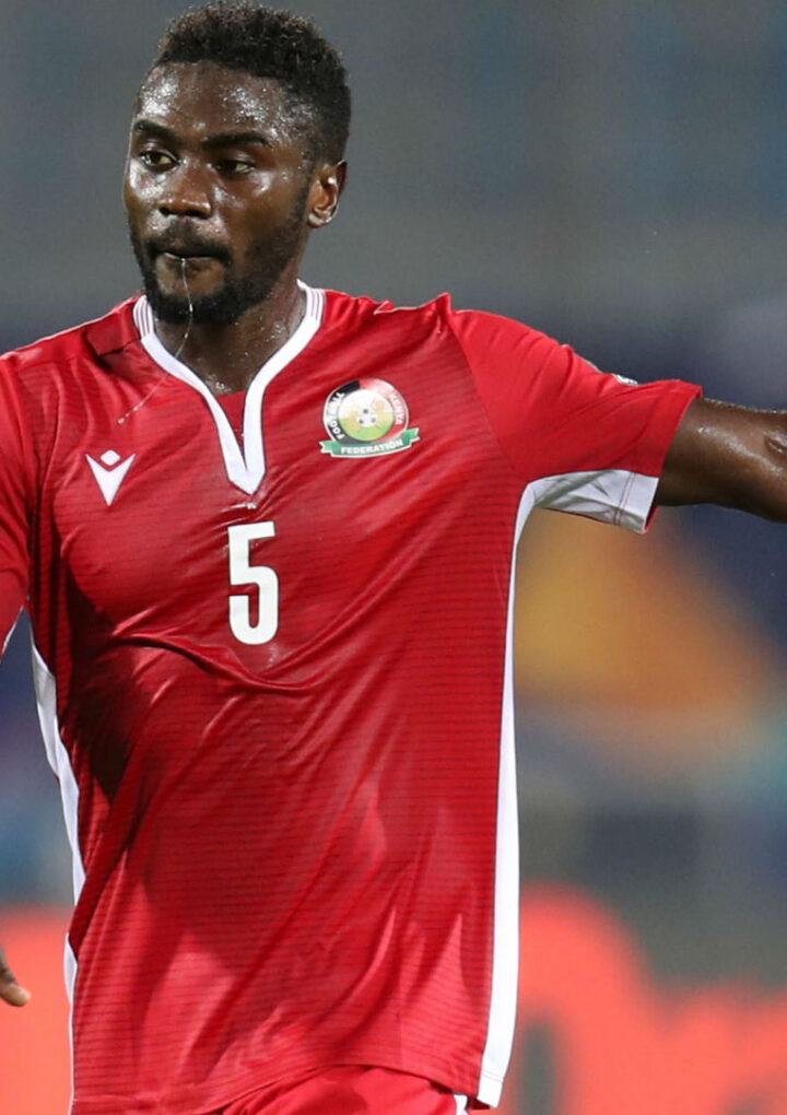 AFC Leopards Interested in Free Agent Musa Mohammed