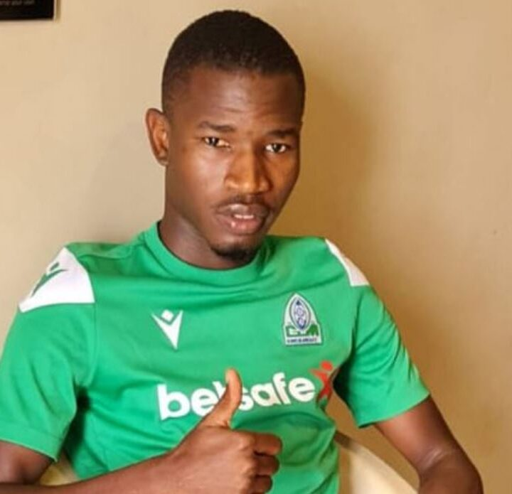 Gor Mahia Give Update on Sydney Ochieng After Injury in Egypt