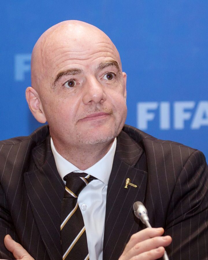 FIFA President Backs Multi-Nation Bids for World Cup Hosting Rights