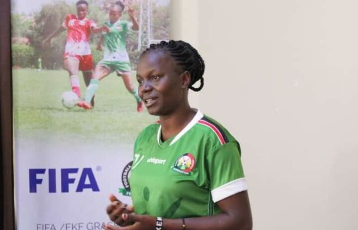 Former Kenyan International Nabwire Appointed to FIFA's Technical Advisory Group